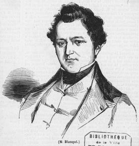 Adolphe Blanqui (1798-1854)