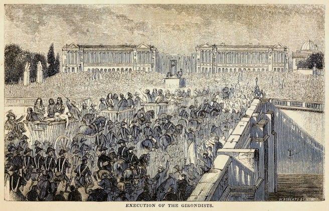 Exécution des Girondins