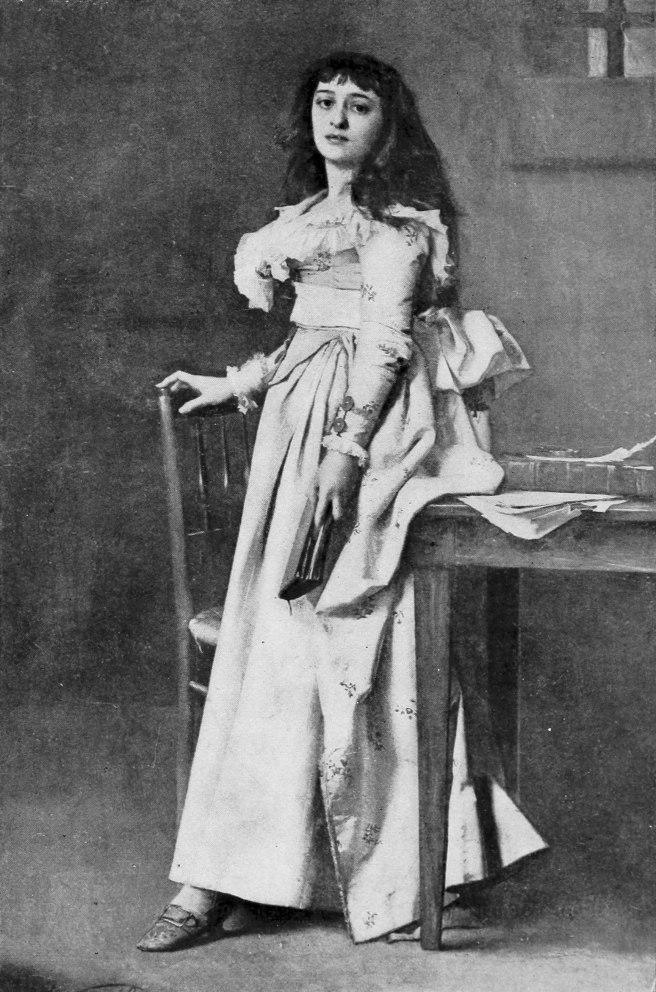 Madame Roland à la Conciergerie